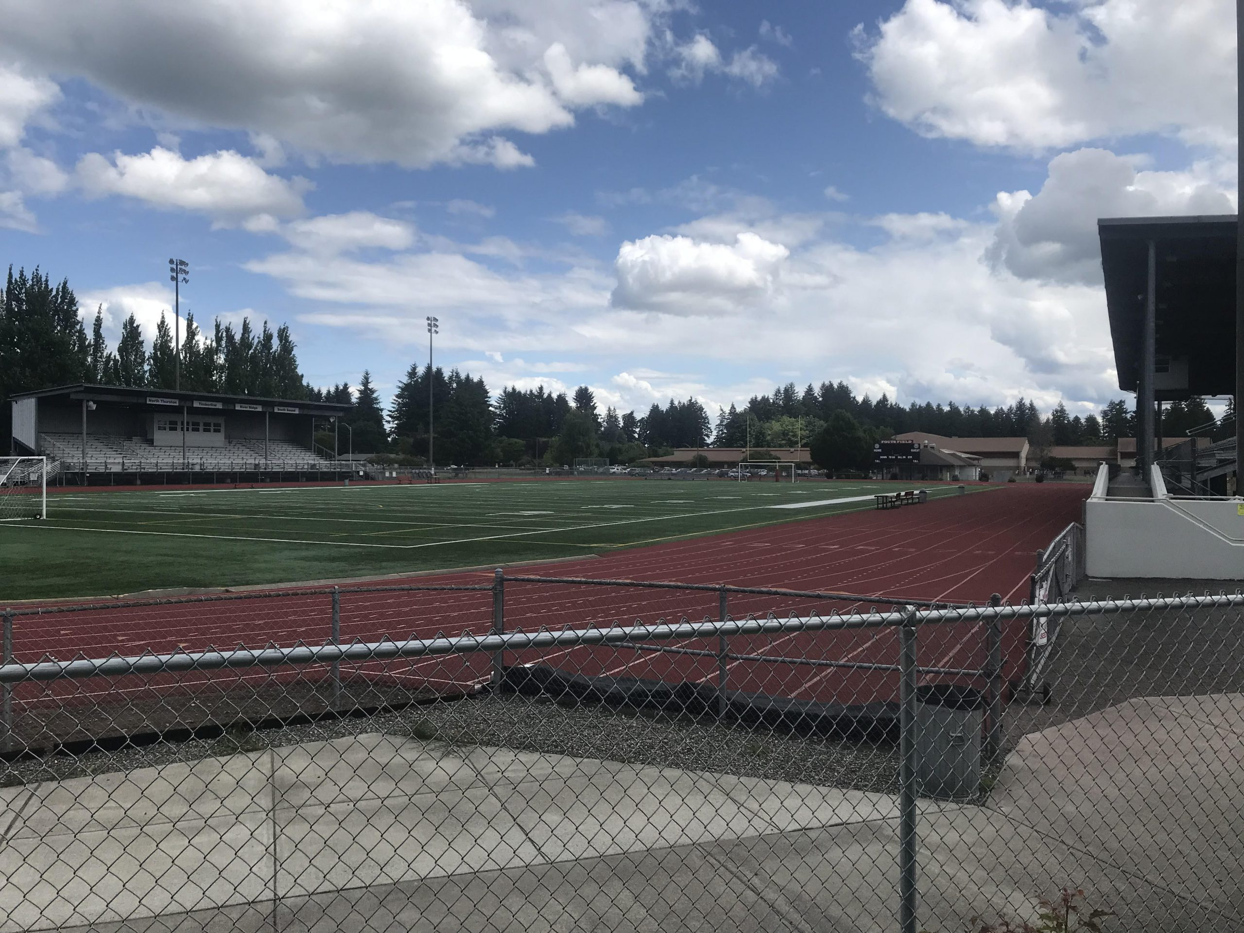An Image of a sports field